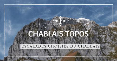 Chablais Topos / Liste des voies