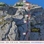 El Condor / Longueurs du haut