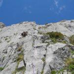 Marmottons / 1ère longueur