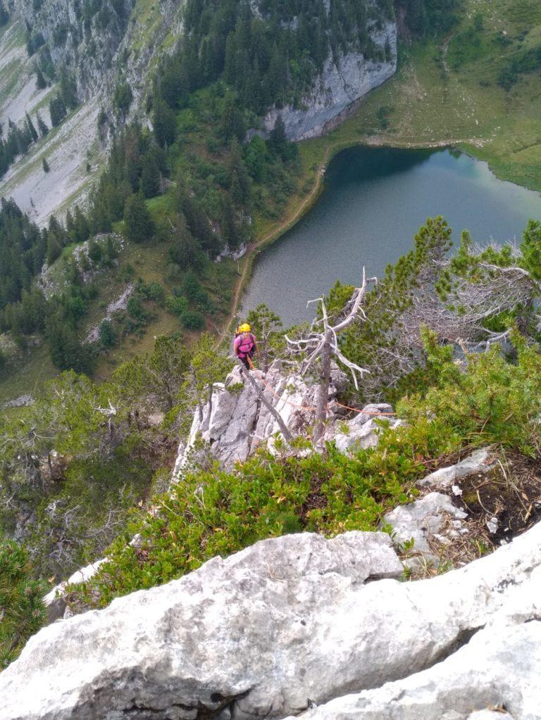 Mont Linla / Lézards Agiles